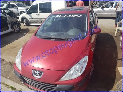 Peugeot 307 Çıkma Kaput